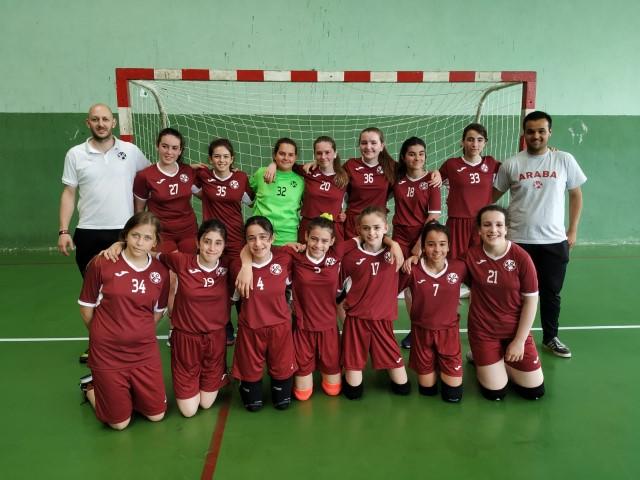 Selección infantil femenino 18-19
